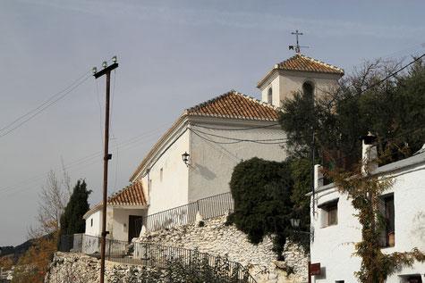 The church of Atalbéitar
