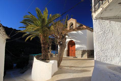 The church of Los Montoros