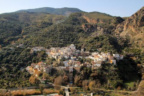 View on Ízbor
