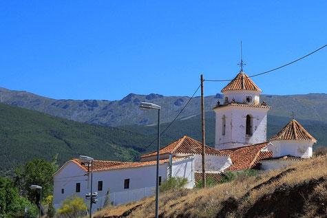 A view on Huéneja