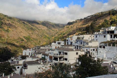 A view on Pampaneira