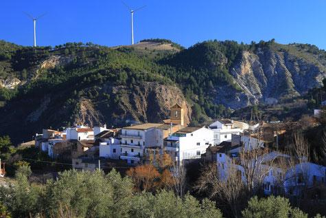 View on Cónchar
