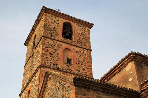 The church of Cádiar