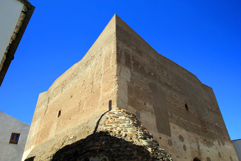 Tower Fortress: Alcazaba de Ferreira