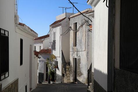A street in Rubite