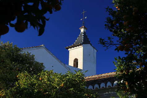The church of Restábal