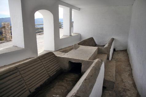 The washing sinks of Timar