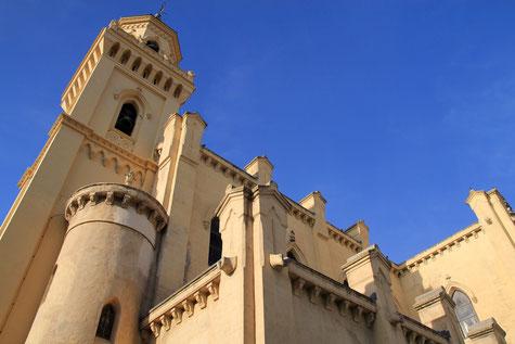 The church of Las Gabias