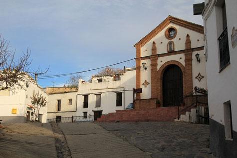 Chapel San Blas in Cádiar