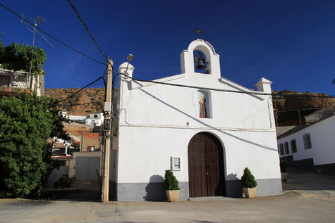 The church of Los Baños
