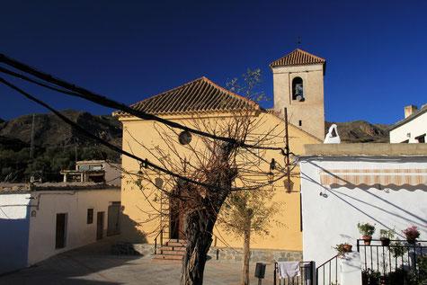 The church of Lobras