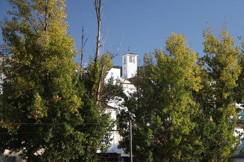 View on Benalúa de las Villas