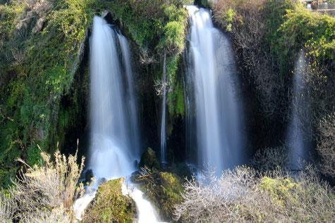 Natural Monument Infiernos de Loja (waterfalls)