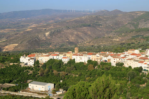 View on Melegís