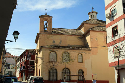 Church: Iglesia de Jesús Nazareno - Loja