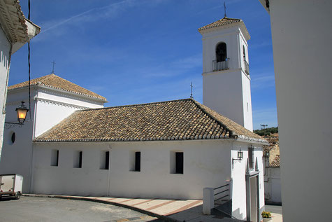 The church of Domingo Pérez