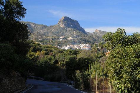 A view on Guájar Alto
