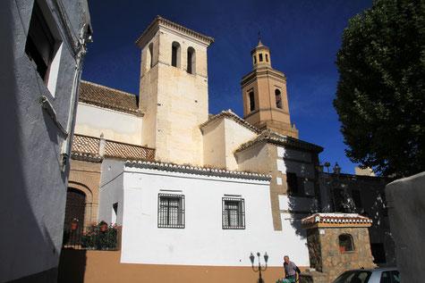 Iglesia de Nuestra señora de la Anunciación of La Peza