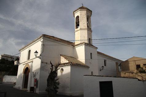 The church of Chite