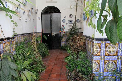 Puerta de Jaufin - Loja