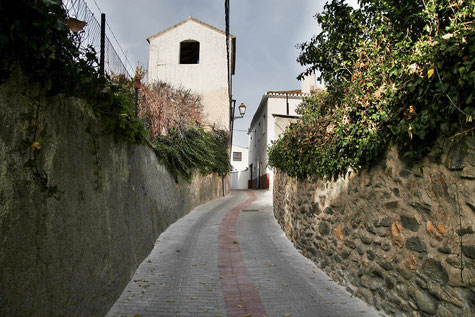 A street in Chite