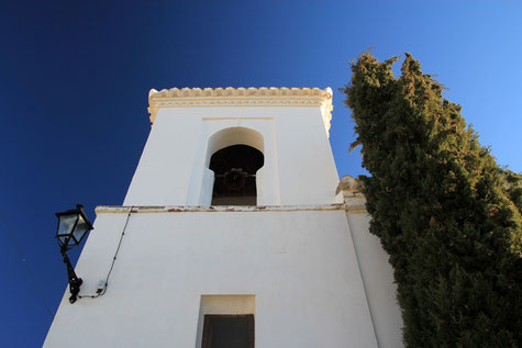 The church of Júbar
