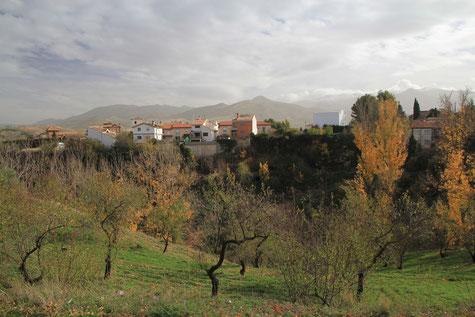 View on Dílar