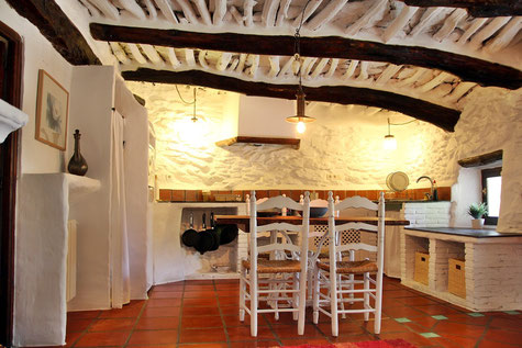 Authentic renovated stable
