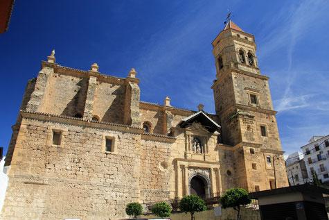 Iglesia de San Gabriel - Loja