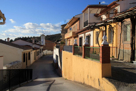 A street in Calicasas