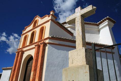 The chapel San Sebastian in Órgiva