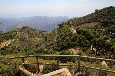 Natural Park Peña Escrita