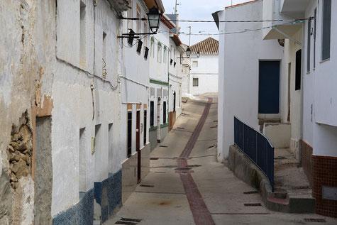 A street in Moreda