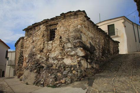 A house in Cañar