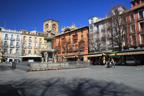 View on Plaza Bib Rambla