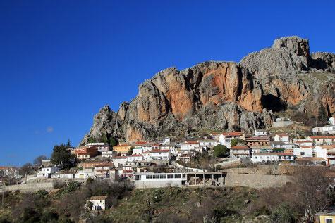 View on Cogollos Vega