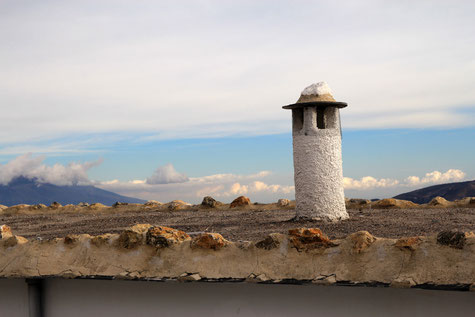 A chimney (Alcútar)