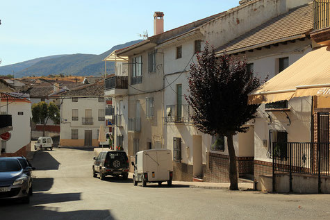A street in Montillana