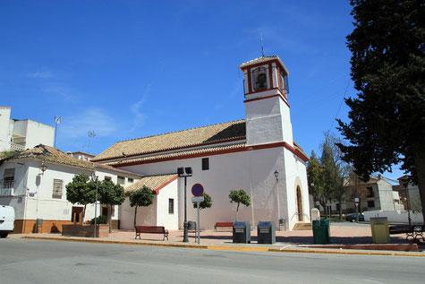 Iglesia Parroquial de Ntra. Sra. la Aurora