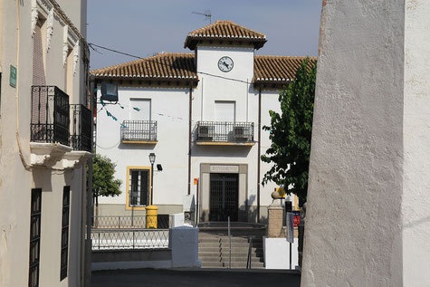 The city council of Torre Cardela