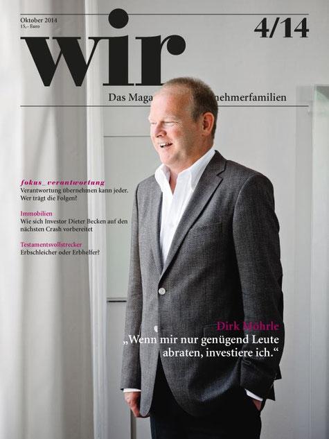 Dirk Möhrle by Klaus Lange