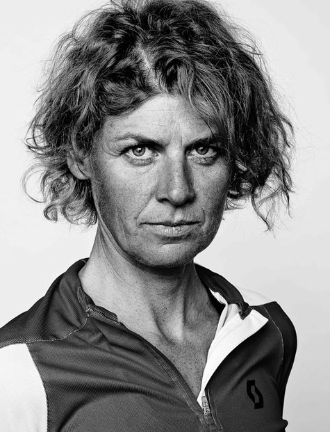 Regina Marunde, ATHLETE by Klaus Lange