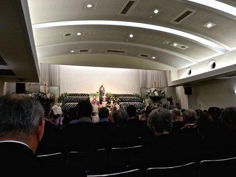 稱法寺さんのお葬式