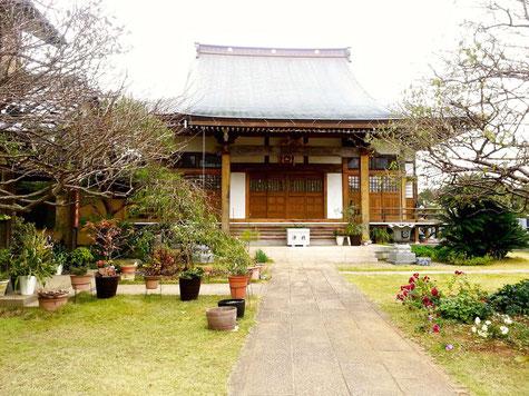 船橋浄明寺さん