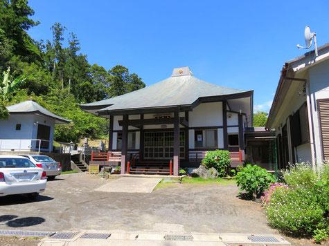 鴨川の本覚寺さん