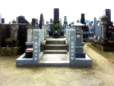 飯岡助五郎墓所