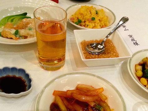 中華料理のコース