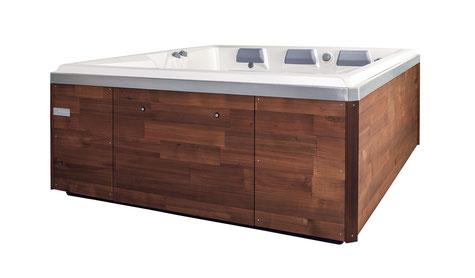 aussenwhirlpool design verkleidung whirlpoolcenter weeze. Black Bedroom Furniture Sets. Home Design Ideas