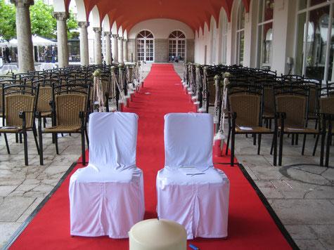 Hochzeit in Bad Nauheim mit freie Trauung freien Trauredner Bad Nauheim Wetteraukreis. Freie Trauung Wetterau Bad Nauheim freier Theologe und Redner besonders alternativ weltlich.