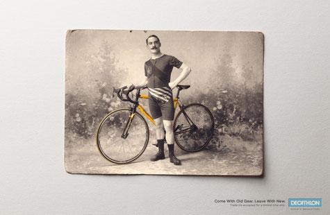 pub trocathlon vélo